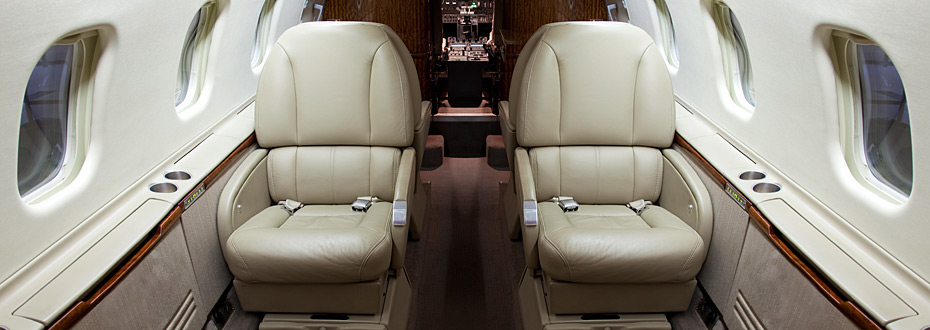 Cosmos Themed Interior Refurbishment Performed By Constant Aviation On A Gulfstream V Aircraft Cabin